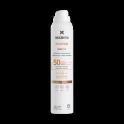 Purškiama kūno apsauga nuo saulės SESDERMA Repaskin Aerosol Sensitive 50 SPF