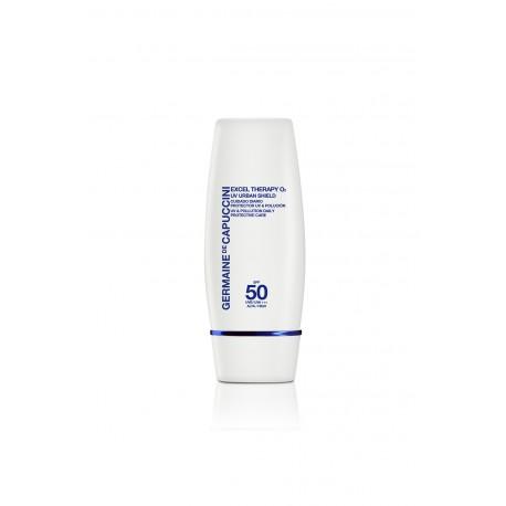 Apsauginė priemonė nuo UV ir taršos Germaine de Capuccini EXCEL THERAPY O2 SPF50 URBAN SHIELD 30ml