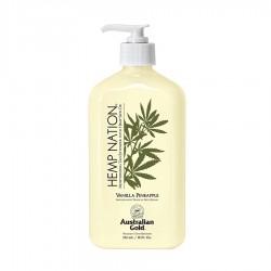 Soliariumo losjonas po deginimosi Hemp Nation® Vanilla Pineapple  473ml