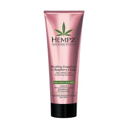 Plaukų spalvą saugantis šampūnas Hempz Blushing Grapefruit & Raspberry Creme Shampoo 266ml
