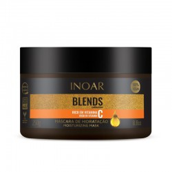 Plaukų kaukė su vitaminu C INOAR Blends Mask 250g