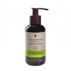 Maitinamasis, drėkinamasis aliejus sausiems plaukams Macadamia Nourishing Repair Oil Treatment 125ml