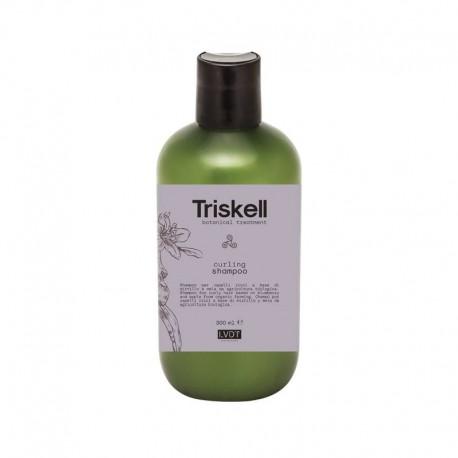Garbanotų plaukų šampūnas Triskell Botanical Treatment Curling Shampoo 300ml