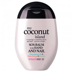Rankų ir nagų kremas Treaclemoon My Coconut Island Hand Cream 75ml