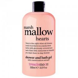 Dušo želė Treaclemoon Marshmallow Hearts Shower Gel  500ml