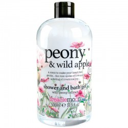 Dušo želė Treaclemoon Peony & Wild Apple Shower Gel 500ml