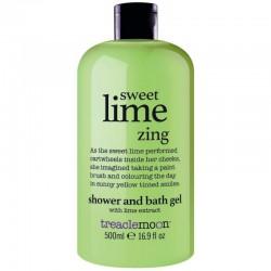 Dušo želė Treaclemoon Sweet Lime Zing Shower Gel 500ml