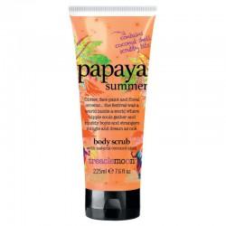 Kūno šveitiklis Treaclemoon Papaya Summer Body Scrub 225ml