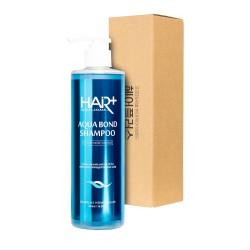 Drėkinamasis plaukų šampūnas HAIR+ Aqua Bond Shampoo 500ml