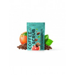 Kavos šveitiklis kūnui LETIQUE Coffe Scrub 250g