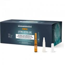 Intensyvi priemonė veidui su patempimo efektu ampulėse GUAM Botox-Like  10х2ml