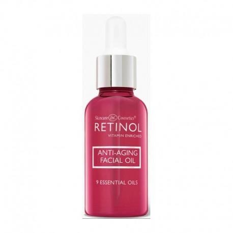 Veido ir kaklo odos aliejus Retinol Anti-Aging Facial Oil  30ml