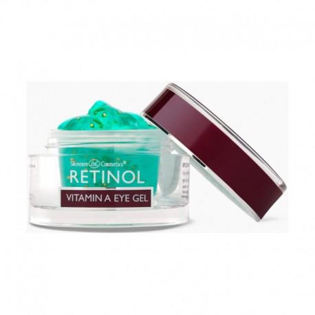 Gelinis paakių kremas Retinol Vitamin A Eye Gel  15g