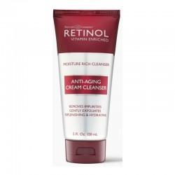 Kreminis veido odos prausiklis Retinol Anti-Aging Cream Cleanser 150ml