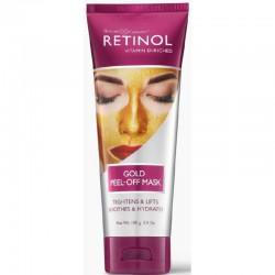 Veido kaukė Retinol Gold Peel-Of Mask 100g