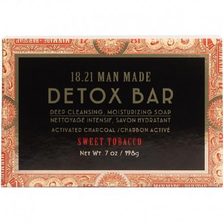 Valomasis muilas Detox Bar Soap sweet Tobacco198g