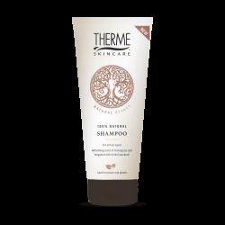 Natūralus plaukų šampūnas THERME Shampoo 200ml
