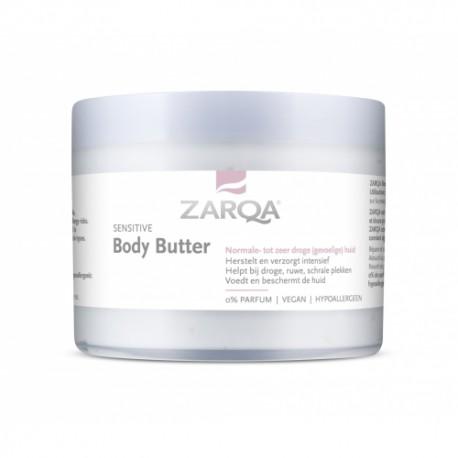 Kūno sviestas jautriai odai ZARQA Body Butter 250ml