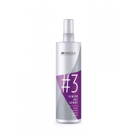 Stiprios fiksacijos purškiamoji plaukų želė 300 ml.