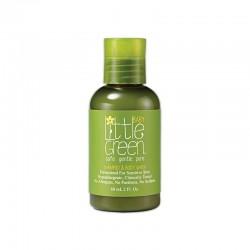 Plaukų šampūnas ir kūno prausiklis kūdikiams Little Green Baby Shampoo & Body Wash
