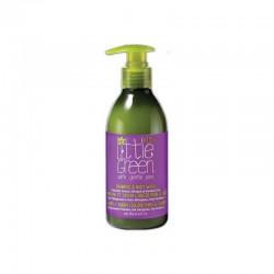 Plaukų šampūnas ir kūno prausiklis vaikams Little Green Kids Shampoo & Body Wash 240ml