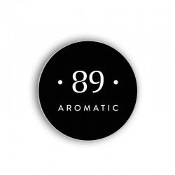 """Automobilio gaiviklio į groteles PAPILDYMAS Aromatic 89 """"Old Million"""" Car Air Freshener"""