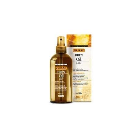 Drenuojančio poveikio neriebus masažo aliejus 200 ml.
