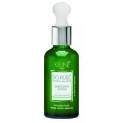 Losjonas skatinantis plaukų augimą Keune So Pure ENERGIZING 45 ml