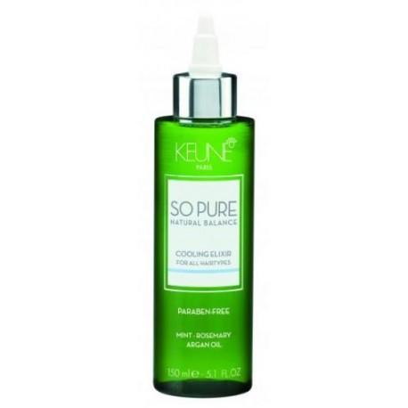 Eliksyras plaukams su vėsinančiu efektu Keune So Pure COOLING 150 ml