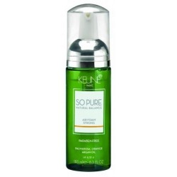 Stiprios fiksacijos putos plaukams Keune So Pure AIR FORMING STRONG 185 ml