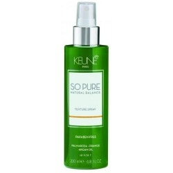 Tekstūrinis lakas plaukams Keune So Pure TEXTURE SPRAY 200 ml
