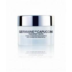 Apsauginis kremas pigmentuotai odai su SPF20 Germaine de Capuccini TIMEXPERT WHITE 50 ml