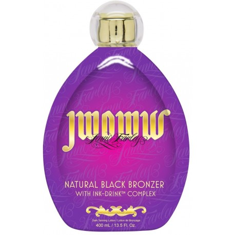 Soliariumo kremas JWOWW Natural Bronzer 400ml