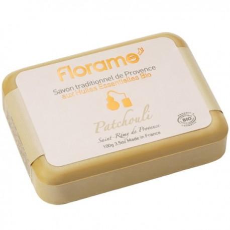 Florame pačiulių muilas 100 g