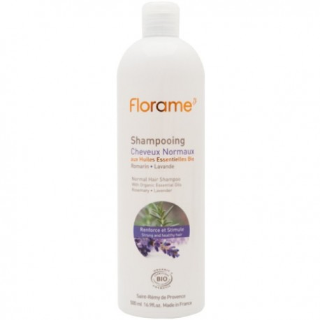 Florame šampūnas normaliems plaukams 500 ml