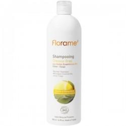 Florame šampūnas riebiems plaukams 500 ml