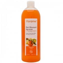 Citrusinių vaisių žievelių vonios putos Florame 1000ml