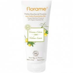 Florame provanso verbenų - citrinos dušo želė 180 ml