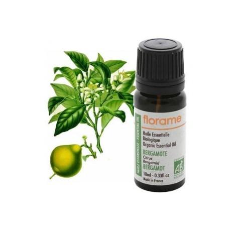Bergamočių eterinis aliejus 10 ml