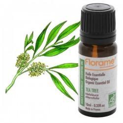 Arbatmedžio eterinis aliejus Florame 10ml