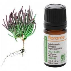 Jūrinių pankolių eterinis aliejus Florame 5ml