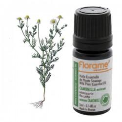 Vaistinių ramunėlių eterinis aliejus Florame  5ml