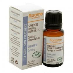 Atpalaiduojanti eterinių aliejų sinergija Florame 15ml