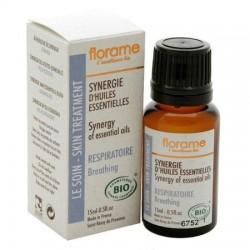 Eterinių aliejų sinergija kvėpavimui Florame 15ml