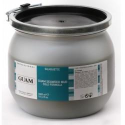 Anticeliulitinė dumblių kaukė GUAM Professional - Šaltoji formulė 4 kg (3000 ml)