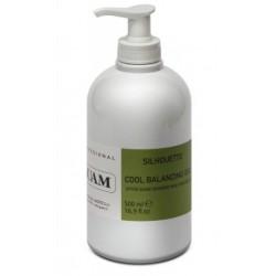 Anticeliulitinė stangrinamoji želė Professional - Šaltoji formulė GUAM Cool Balancing Gel 500 ml