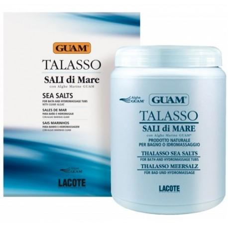 Jūros druska įprastoms ir hidromasažinėms vonioms 1 kg