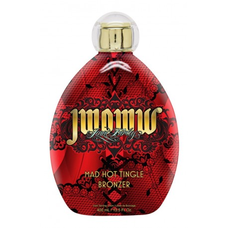 Soliariumo kremas JWOWW Mad Hot Tingle Bronzer 400 ml