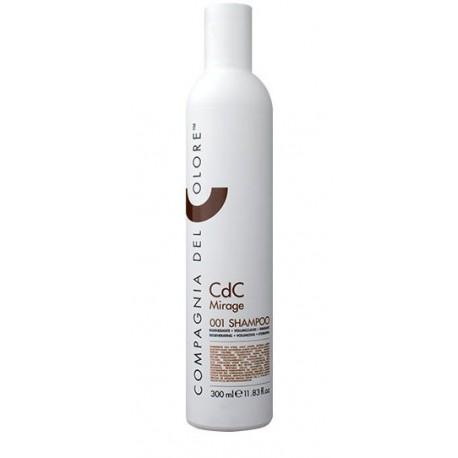 Kondicionuojantis ir plaukų apimtį didinantis šampūnas su argano aliejumi Mirage shampoo 300 ml.