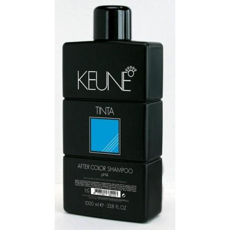 Šampūnas po plaukų dažymo Keune Tinta After Color PH4 1000 ml